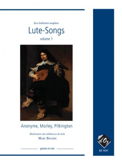 Lute-Songs, Vol  1