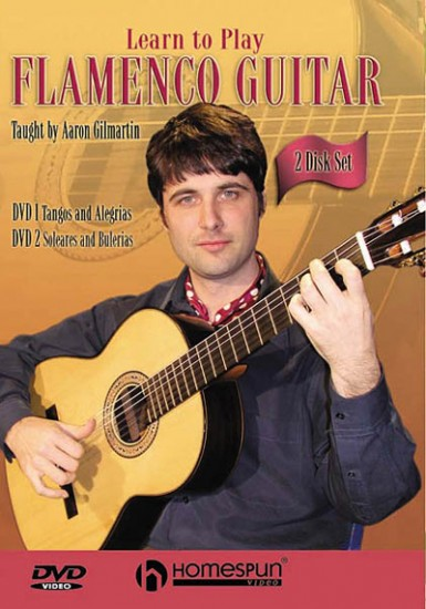 aaron gilmartin learn to play flamenco guitar dvd. Black Bedroom Furniture Sets. Home Design Ideas