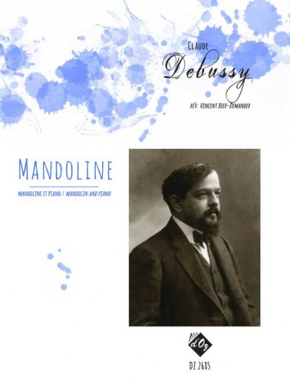 Debussy | Mandoline for mandolin and piano