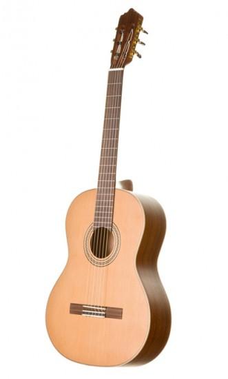 lamancha rubi cm small neck nylon string classical guitar 4 4 lefty. Black Bedroom Furniture Sets. Home Design Ideas