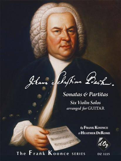 Bach | Sonatas and Partitas for solo guitar