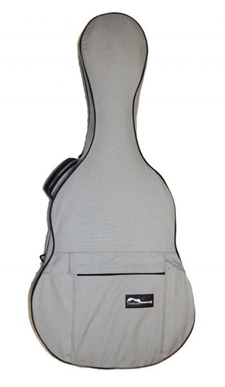 custom designed guitar case cover insulated. Black Bedroom Furniture Sets. Home Design Ideas