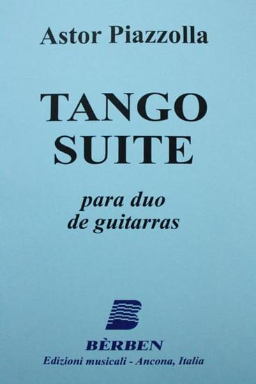Piazzolla | Tango Suite para duo for 2 guitars