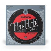 D'Addario EJ45FF Pro Arte Carbon NT Classical Guitar Strings, Full Set