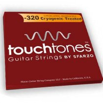 TouchTone Cryogenically Treated Acoustic Guitar Strings Medium 13-56