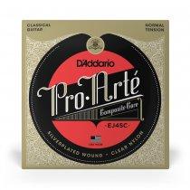 D'Addario EJ45C Pro Arte Composite NT Guitar Strings, Full Set