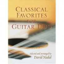 20 (Twenty) Easy Pieces from 3 Centuries for Guitar Duet