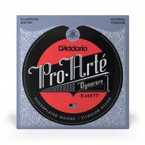 D'Addario EJ45TT Dynacore NT Classical Guitar Strings, Full Set