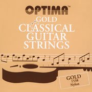 Optima 24K Gold Classical w/ Carbon Trebles Guitar Strings