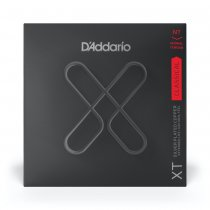 D'Addario XT Silver Plated Copper Classical Guitar Strings, Normal