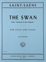 Saint-Saens   Concerto No  1 in A minor, Op 33 for cello and