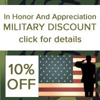 Military Discount | Strings By Mail
