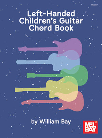 Left-Handed Children's Guitar Chord Book