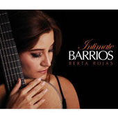 Berta Rojas | Intimate Barrios CD