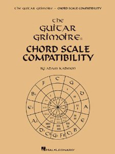 The Guitar Grimoire | Chord Scale Compatibility