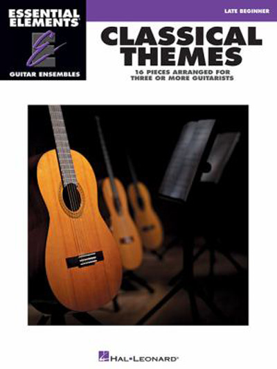 Classical Themes 16 Pieces Arranged for Three or More