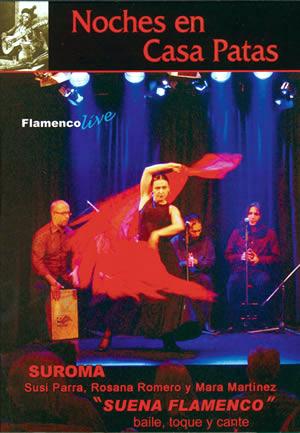 Noches en casa patas suena flamenco dvd - Casa patas flamenco ...