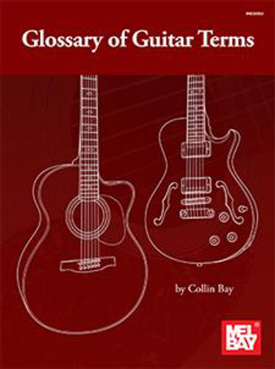 glossary of guitar terms book. Black Bedroom Furniture Sets. Home Design Ideas