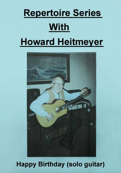 Howard Heitmeyer Happy Birthday