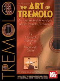 Ioannis Anastassakis, The Art of Tremolo