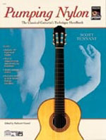 Pumping Nylon | The Classical Guitarist's Technique, Book Only