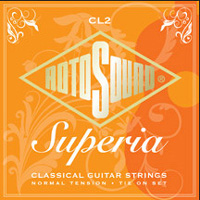 Rotosound CL2 Superia Classical Tie End Normal Tension