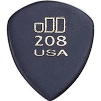 Dunlop 208 Jazztone Large Pointed Tip Guitar Pick