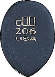 Dunlop 206 Jazztone Large Point, One Guitar Pick
