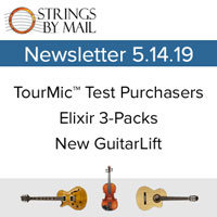 Strings By Mail Newsletters and Deals
