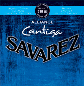 Savarez Cantiga High Tension DAE, Bass Set