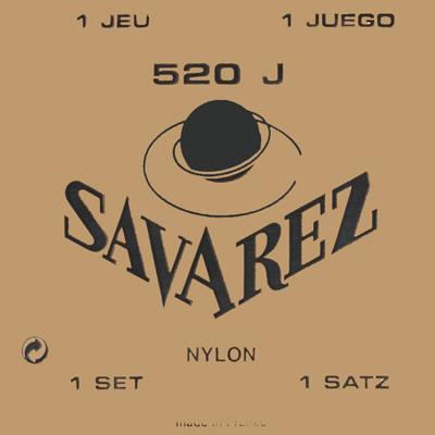 Savarez Traditional 521J - 1st string (e), extra high tension .0287