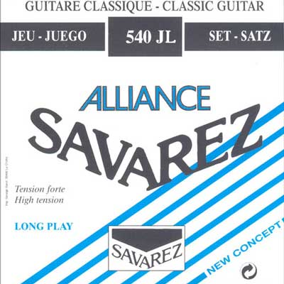 Savarez HT Classic 540JL High Tension, Bass Set