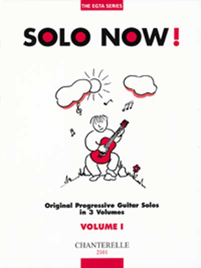 Solo Now! Original Progressive Guitar Solos in 3 Volumes - Vol. 1