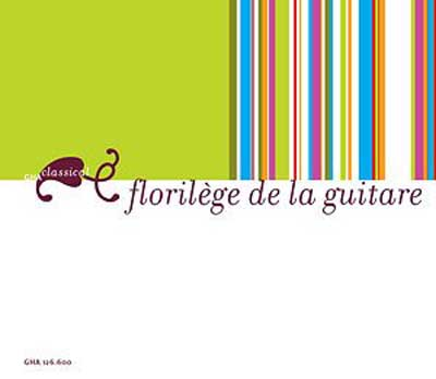 Florilege de la Guitare CD