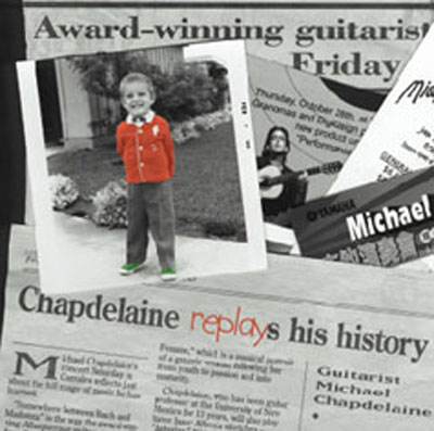 Michael Chapdelaine | Re-Replay CD