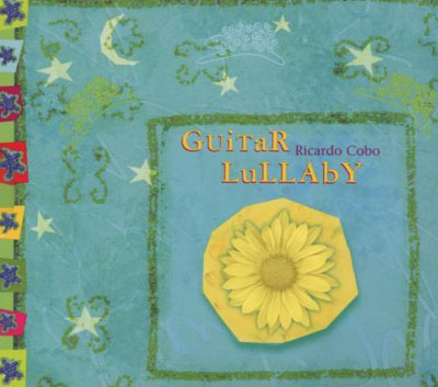 Ricardo Cobo | Guitar Lullaby CD