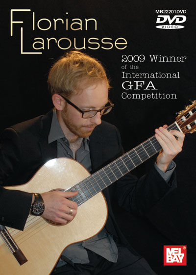 Florian Larousse 2009 Winner of the International GFA Competition DVD