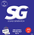 Sound Generation SG Strings