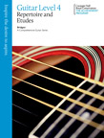 Bridges, Guitar Repertoire and Studies 4