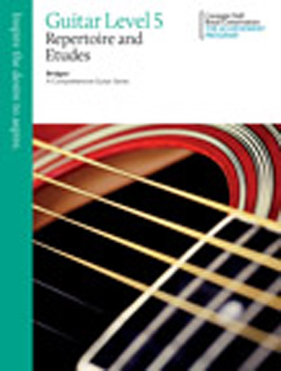 Bridges, Guitar Repertoire and Studies 5