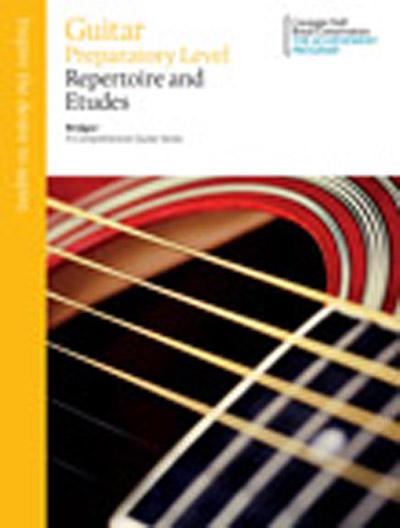 Bridges, Preparatory Guitar Repertoire and Studies