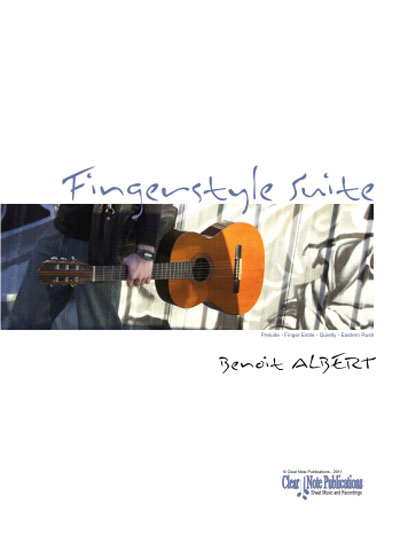 Fingerstyle Suite No. 1 | Benoit Albert
