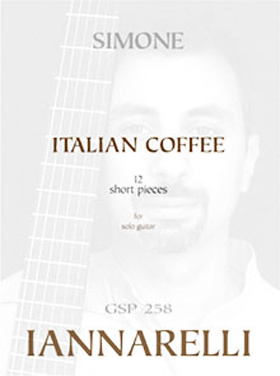 Italian Coffee for solo guitar