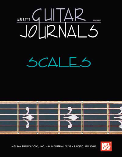 Mel Bay's Guitar Journals - Scales