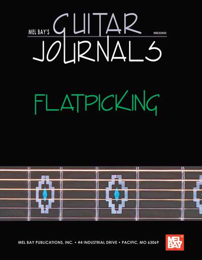 Mel Bay's Guitar Journals - Flatpicking