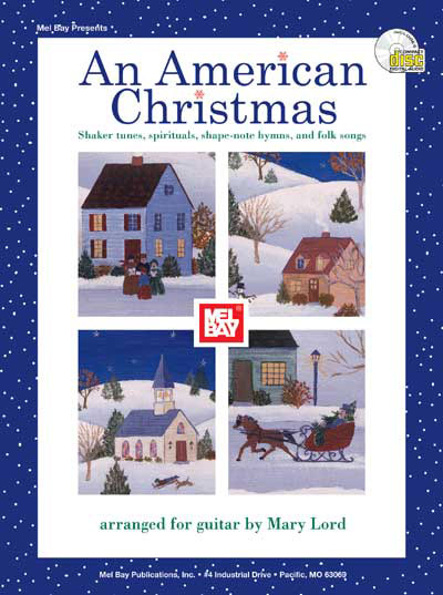 An American Christmas Book/CD Set by Mary Lord