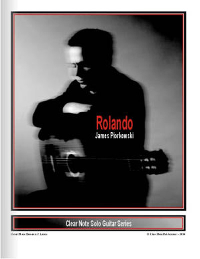 Rolando for guitar | James Piorkowski