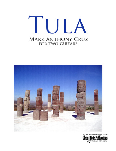 Tula for two guitars | Mark Anthony Cruz