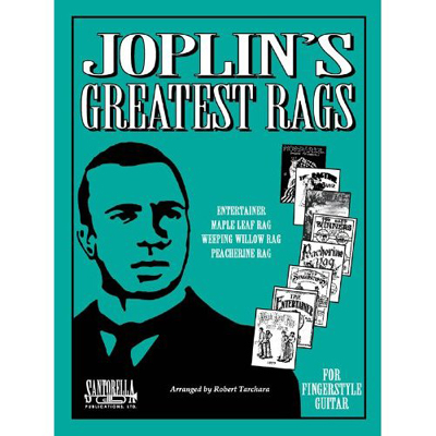 Joplin's Greatest Rags arr. by Robert Tarchara