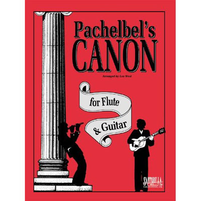 Pachelbel's Canon for flute and guitar